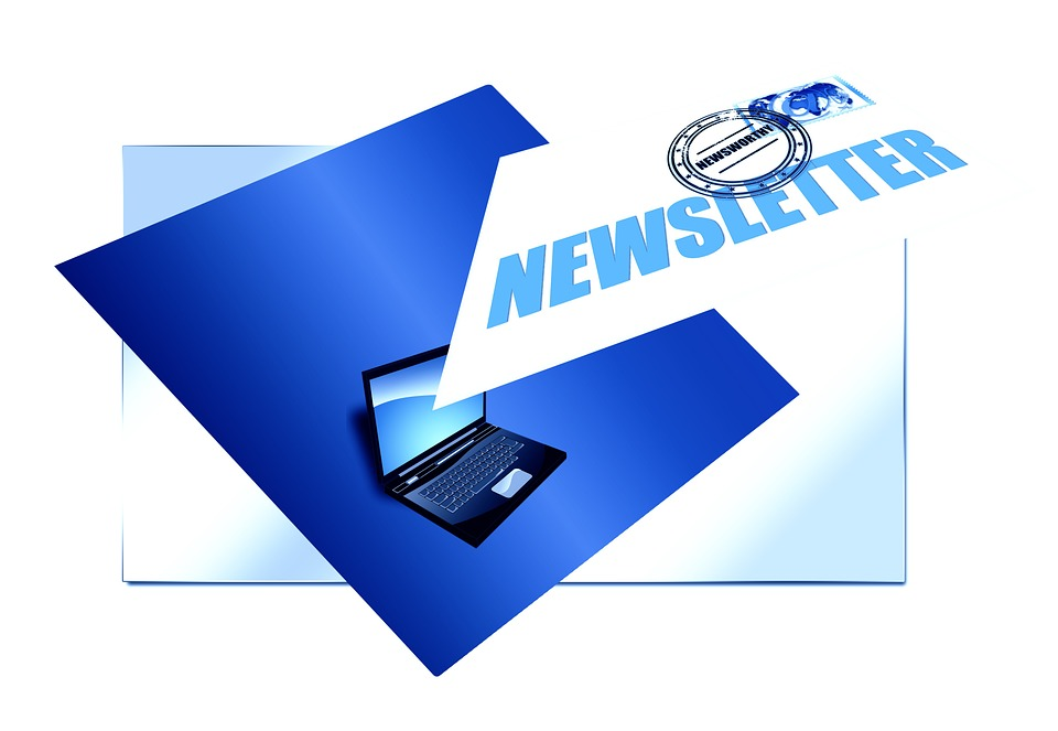 Web newsletter